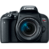 Specification of Fujifilm X-Pro2 rival: Canon EOS Rebel T7i / EOS 800D / Kiss X9i.