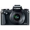 Specification of Canon EOS M50 rival: Canon PowerShot G1 X Mark III.