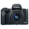 Specification of Canon EOS 90D rival: Canon EOS M50.