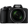 Specification of Olympus PEN E-PL10 rival: Nikon Coolpix B600.