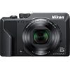 Specification of Olympus PEN E-PL10 rival: Nikon Coolpix A1000.
