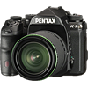 Specification of Nikon D810A rival: Pentax K-1.