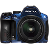 Specification of Casio Exilim EX-ZR1000 rival: Pentax K-30.
