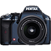 Specification of Canon PowerShot SD780 IS (Digital IXUS 100 IS) rival: Pentax K-x.