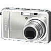 Specification of Samsung ST45 rival: Pentax Optio S12.