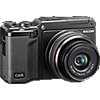 Ricoh GXR GR Lens A12 28mm F2.5 tech specs and cost.