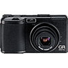 Specification of Canon EOS-1D Mark II N rival: Ricoh GR Digital.
