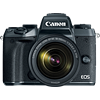 Specification of Canon EOS 80D rival: Canon EOS M5.