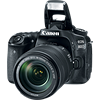 Specification of Canon EOS Rebel T7i / EOS 800D / Kiss X9i rival:  Canon EOS 80D.