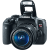 Specification of Canon EOS 80D rival: Canon EOS Rebel T6i.