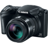 Specification of Canon EOS 7D Mark II rival: Canon PowerShot SX410 IS.