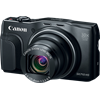 Specification of Panasonic Lumix DMC-ZS100  rival: Canon PowerShot SX710 HS.