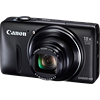Canon PowerShot SX600 HS tech specs and cost.