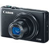 Specification of Canon PowerShot G7 X Mark II rival:  Canon PowerShot S120.