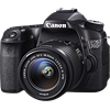 Specification of Nikon D5300 rival:  Canon EOS 70D.