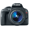 Specification of Canon EOS 700D (EOS Rebel T5i / EOS Kiss X7i) rival: Canon EOS Rebel SL1 (EOS 100D).