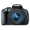 Canon EOS 700D (EOS Rebel T5i / EOS Kiss X7i) rating and reviews