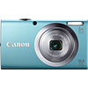 Canon PowerShot A2400 IS tech specs and cost.
