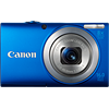 Specification of Casio Exilim EX-ZR1000 rival: Canon PowerShot A4000 IS.