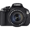 Specification of Canon EOS 700D (EOS Rebel T5i / EOS Kiss X7i) rival: Canon EOS 600D (EOS Rebel T3i / EOS Kiss X5).