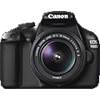 Canon EOS 1100D (EOS Rebel T3 / EOS Kiss X50) specs and price.