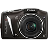 Specification of Olympus PEN E-P2 rival: Canon PowerShot SX130 IS.