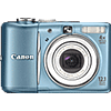 Specification of Canon PowerShot SD780 IS (Digital IXUS 100 IS) rival: Canon PowerShot A1100 IS.