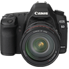 Specification of Canon EOS 7D Mark II rival:  Canon EOS 5D Mark II.