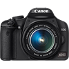 Canon EOS 450D (EOS Rebel XSi / EOS Kiss X2) tech specs and cost.