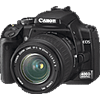 Canon EOS 400D (EOS Digital Rebel XTi / EOS Kiss Digital X) specs and price.