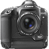 Canon EOS-1D Mark II tech specs and cost.