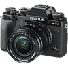 Specification of Pentax KP rival: Fujifilm X-T2.