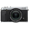 Specification of Panasonic Lumix DMC-GF8 rival: Fujifilm X-E2S.