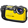 Specification of Pentax K-50 rival: Fujifilm FinePix XP200.