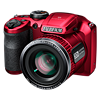 Fujifilm FinePix S4800 tech specs and cost.