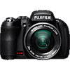 Specification of Fujifilm X-Pro1 rival: FujiFilm FinePix HS20 EXR (FinePix HS22 EXR).