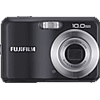 Specification of Pentax 645D rival: Fujifilm FinePix A100.