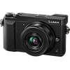 Specification of Canon PowerShot G9 X Mark II rival: Panasonic Lumix DMC-GX85 (Lumix DMC-GX80 / Lumix DMC-GX7 Mark II).