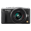 Specification of Nikon Coolpix S6400 rival: Panasonic Lumix DMC-GF6.