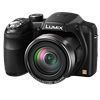 Specification of Canon PowerShot SX60 HS rival: Panasonic Lumix DMC-LZ30.