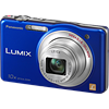 Specification of Nikon Coolpix S6400 rival: Panasonic Lumix DMC-SZ1.