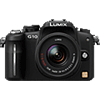 Specification of Kodak EasyShare Sport rival: Panasonic Lumix DMC-G10.
