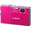 Specification of Canon PowerShot SX130 IS rival: Panasonic Lumix DMC-FP1.