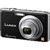 Specification of Kodak EasyShare M550 rival: Panasonic Lumix DMC-FH1 (Lumix DMC-FS10).