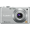 Specification of Olympus FE-5010 rival: Panasonic Lumix DMC-FS12.