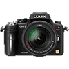Specification of Canon PowerShot SD780 IS (Digital IXUS 100 IS) rival: Panasonic Lumix DMC-GH1.
