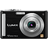 Specification of Kodak EasyShare M550 rival: Panasonic Lumix DMC-FS25.