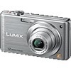 Specification of Canon PowerShot SX130 IS rival: Panasonic Lumix DMC-FS15.