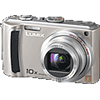 Specification of Pentax 645D rival: Panasonic Lumix DMC-TZ4.
