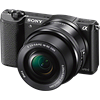 Specification of Nikon D3300 rival: Sony Alpha a5100.